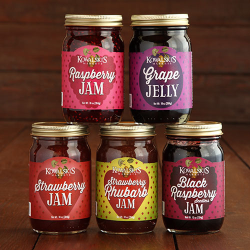 Jams & Jellies